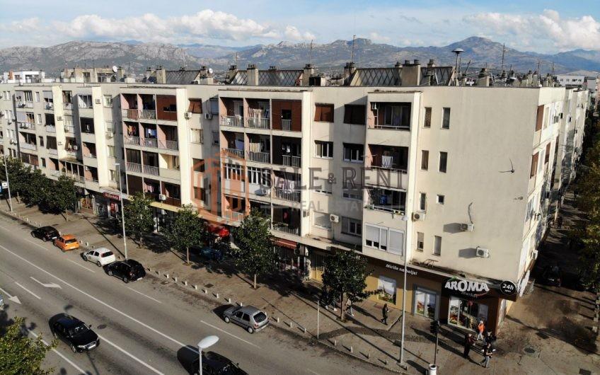 Jednosoban stan 45m2 Drač, Podgorica