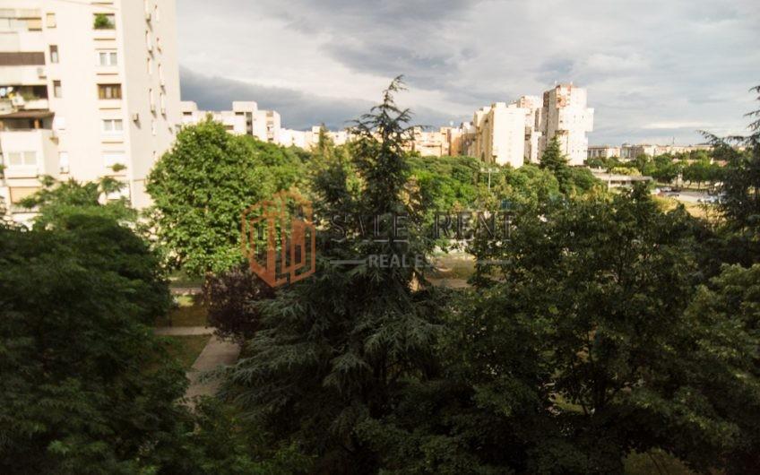 Jednosoban stan 50m2 Blok 5, Podgorica