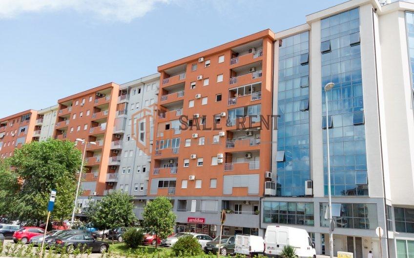 Dvosoban stan 70m2 City kvart, Podgorica
