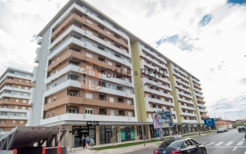 Jednosoban stan 50m2 Central Point, Podgorica