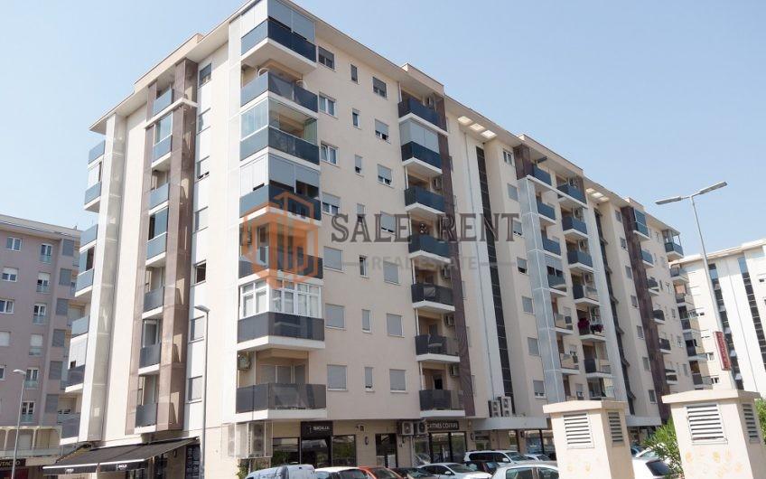 Jednosoban stan 47m2 City kvart, Podgorica