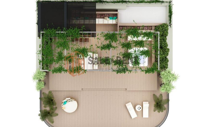 Penthouse 453m2 Dukley Gardens, Podgorica
