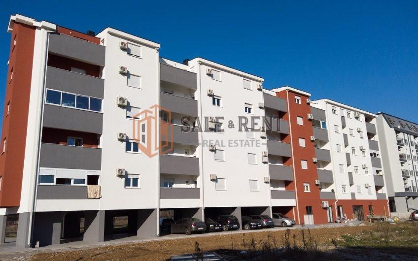 Dvosoban stan 58m2 Zabjelo, Podgorica