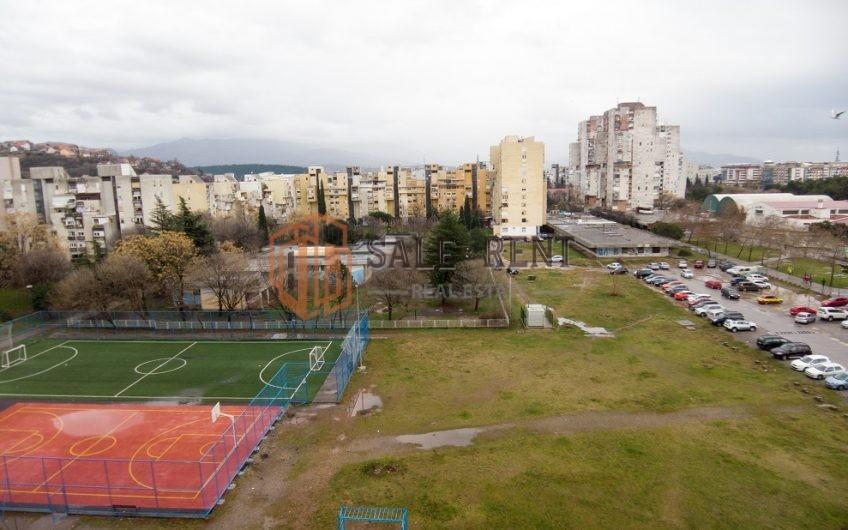 Jednosoban stan 41m2 Blok 5, Podgorica