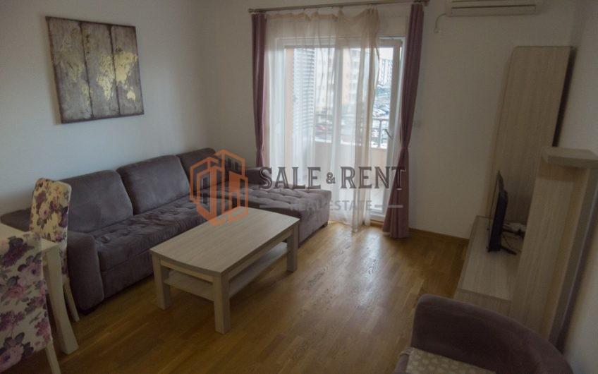 Jednosoban stan 52m2 City kvart, Podgorica