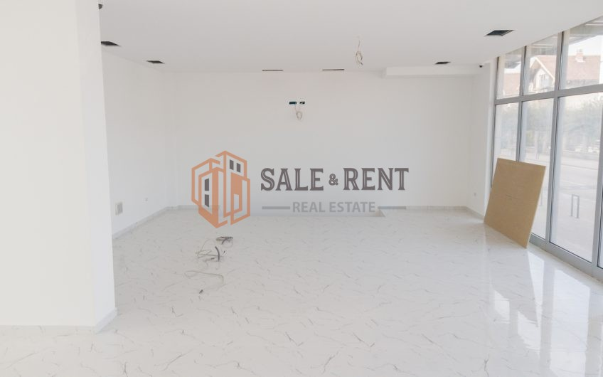 Poslovni prostor 175m2 Nova Dalmatinska, Podgorica