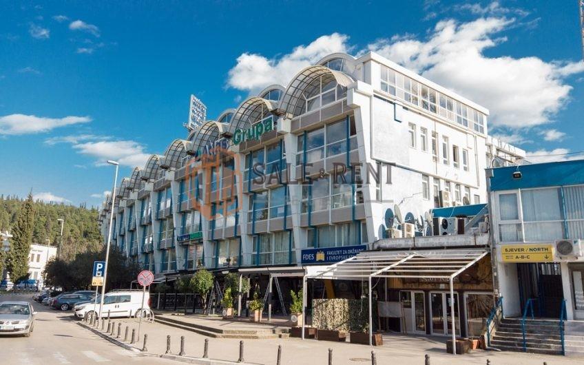 Poslovni prostor 49m2 Centar, Podgorica